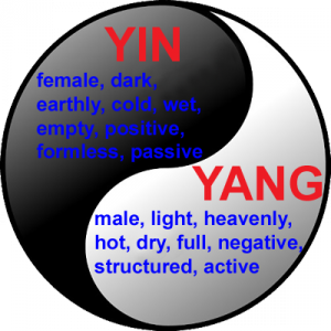 Yin-Yang-Defined